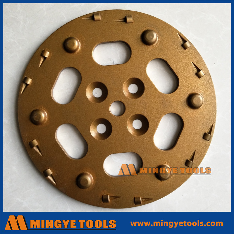 10inch PCD Grinding Wheel