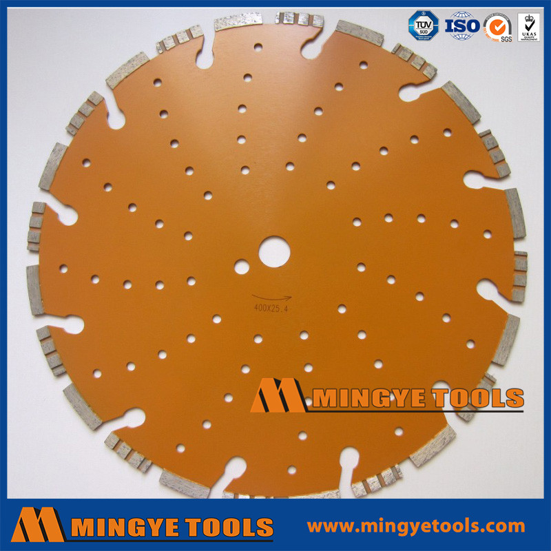 Mutual Road Cutting Blade