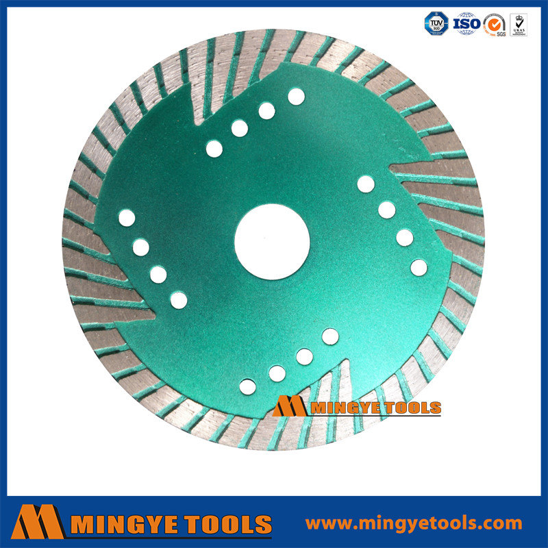 Protected Saw Blade